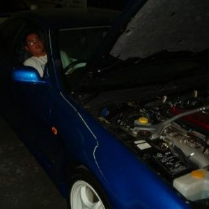 ME in an R34 skyline