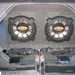 Subs and Amplifiers