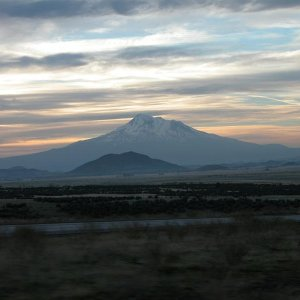 Mt Shasta @ Runrise