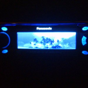 Panasonic Headunit