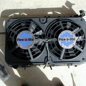 flex a lite fan install on 96 g20