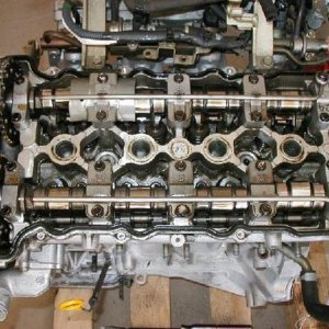 SR20VE internals