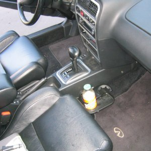 Cup Holder and Interior