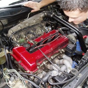 Intec NWG20 Dyno Time 10/15/04