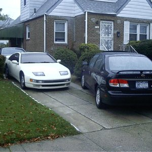 300ZX and G20