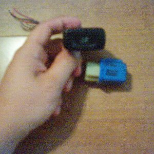 fog light switch and relay