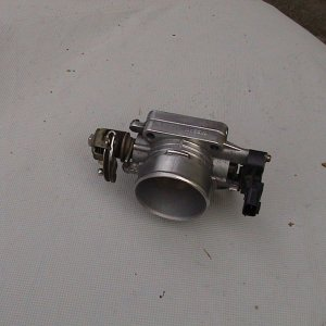 custom throttle body