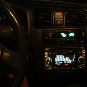 Clarion Double Din 3